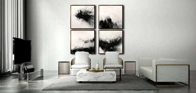 Abstract Art With John Beard Collection