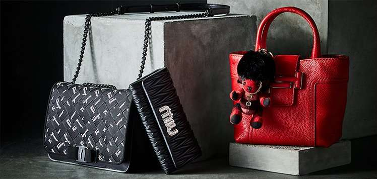 Perfect Match: Handbags & Wallets