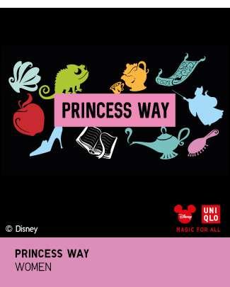 Princess Way UT Collection | Women