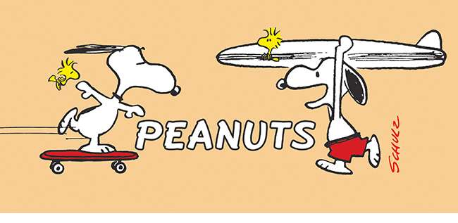 Peanuts UT Collection