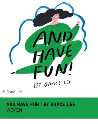 AND HAVE FUN ! by Grace Lee UT Collection | Women