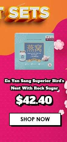 Eu Yan Sang Superior Bird's Nest With Rock Sugar