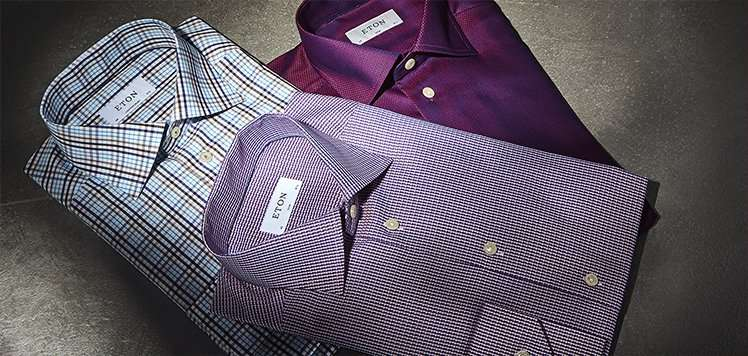 Dress Shirts With Eton