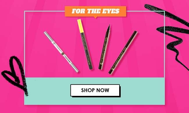 30% off all Eye Cosmetics