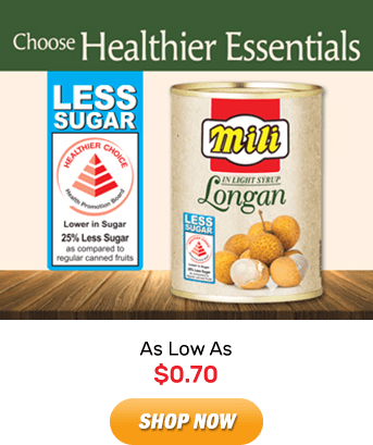 Mili: As Low As $0.70. Shop Now!