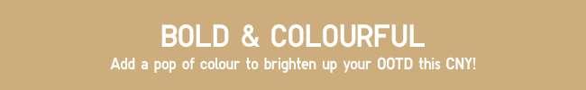 Bold & Colourful