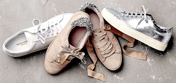 Ash & More Stylish Sneakers