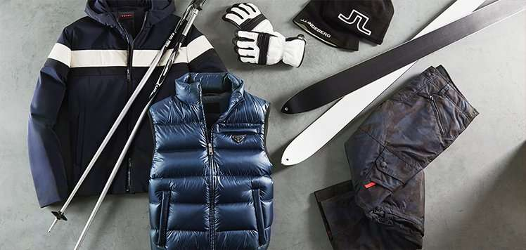 Spyder & More Black Diamond–Ready Gear