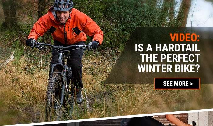 Video: Is a hardtail the perfect winter bike?