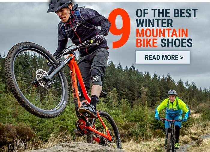 Nine of the best winter mountain bike shoes