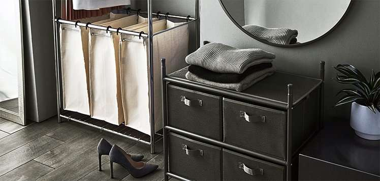 Clever Storage for Every Room