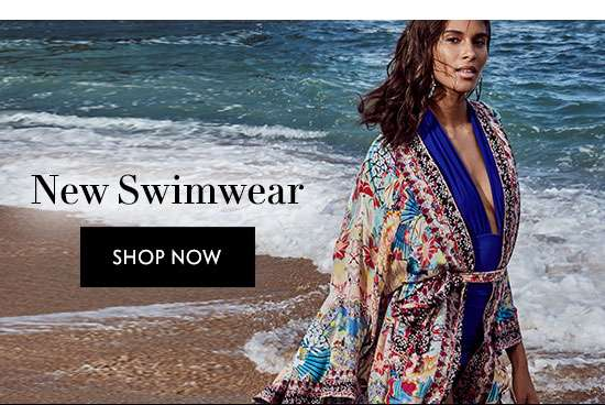 Shop Swimwear + Coverups