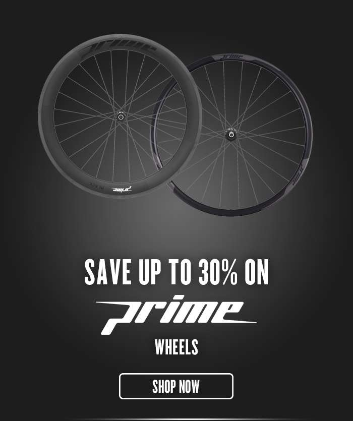 Save up to 30% on Prime Wheels
