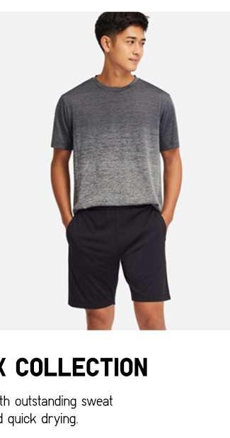 Men's DRY-EX Shorts
