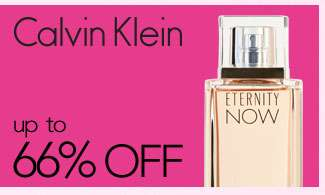 Calvin Klein. Up to 66% off. Shop now