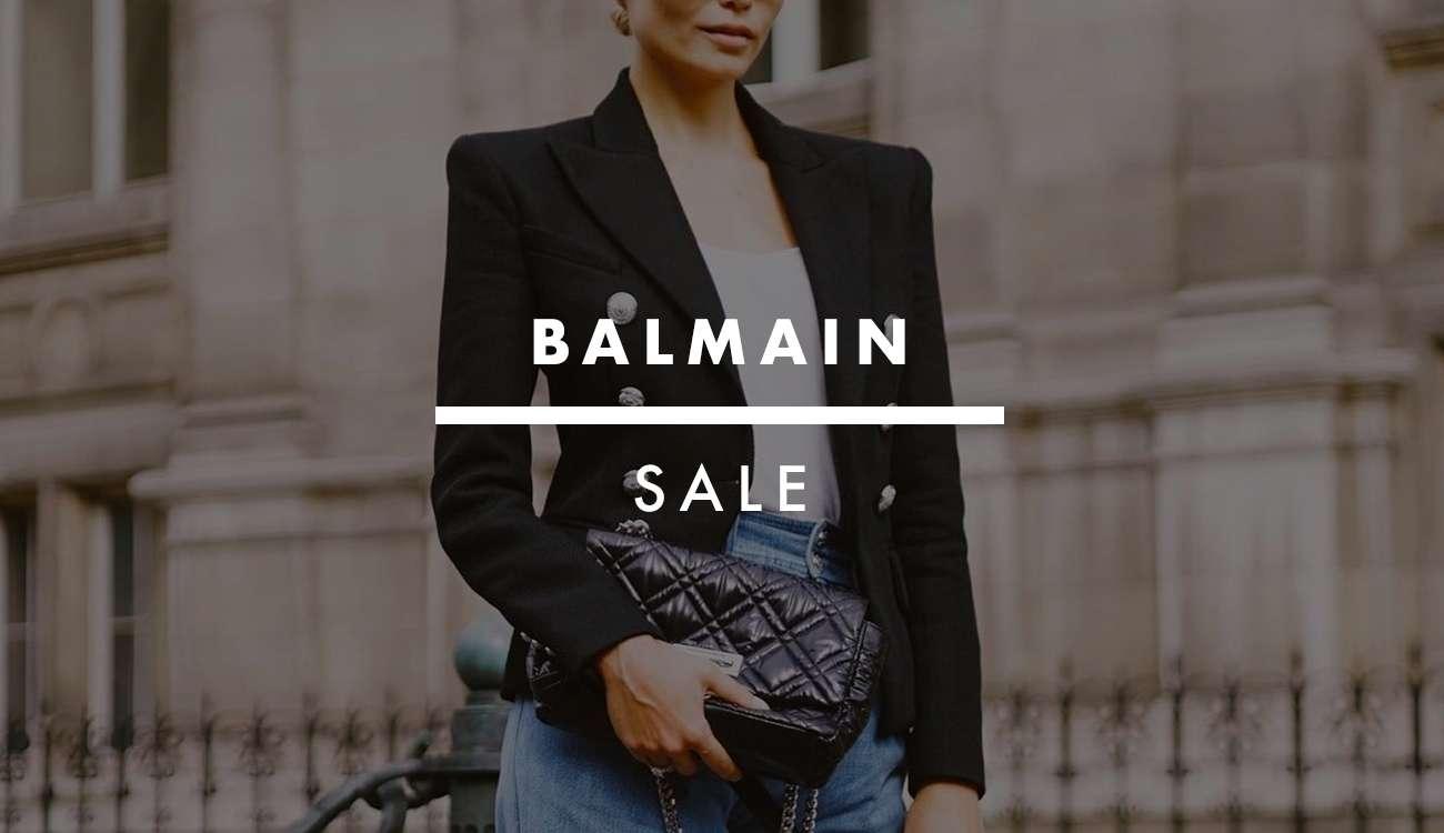 BALMAIN SALE