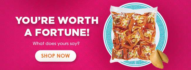 You're worth a Fortune!