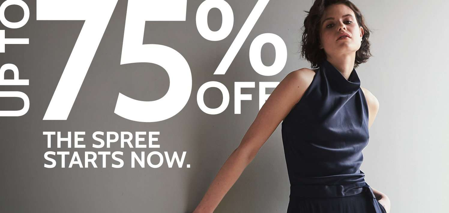 New Markdowns for Women
