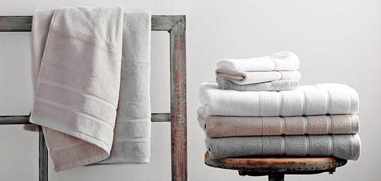 Towels to Stock Your Linen Closet