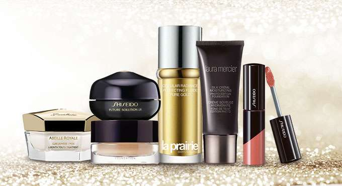 February Top 40 Up to 70% Off! Decleor, Laura Mercier, Guerlain, SUQQU & more! Ends 28 Feb 2019