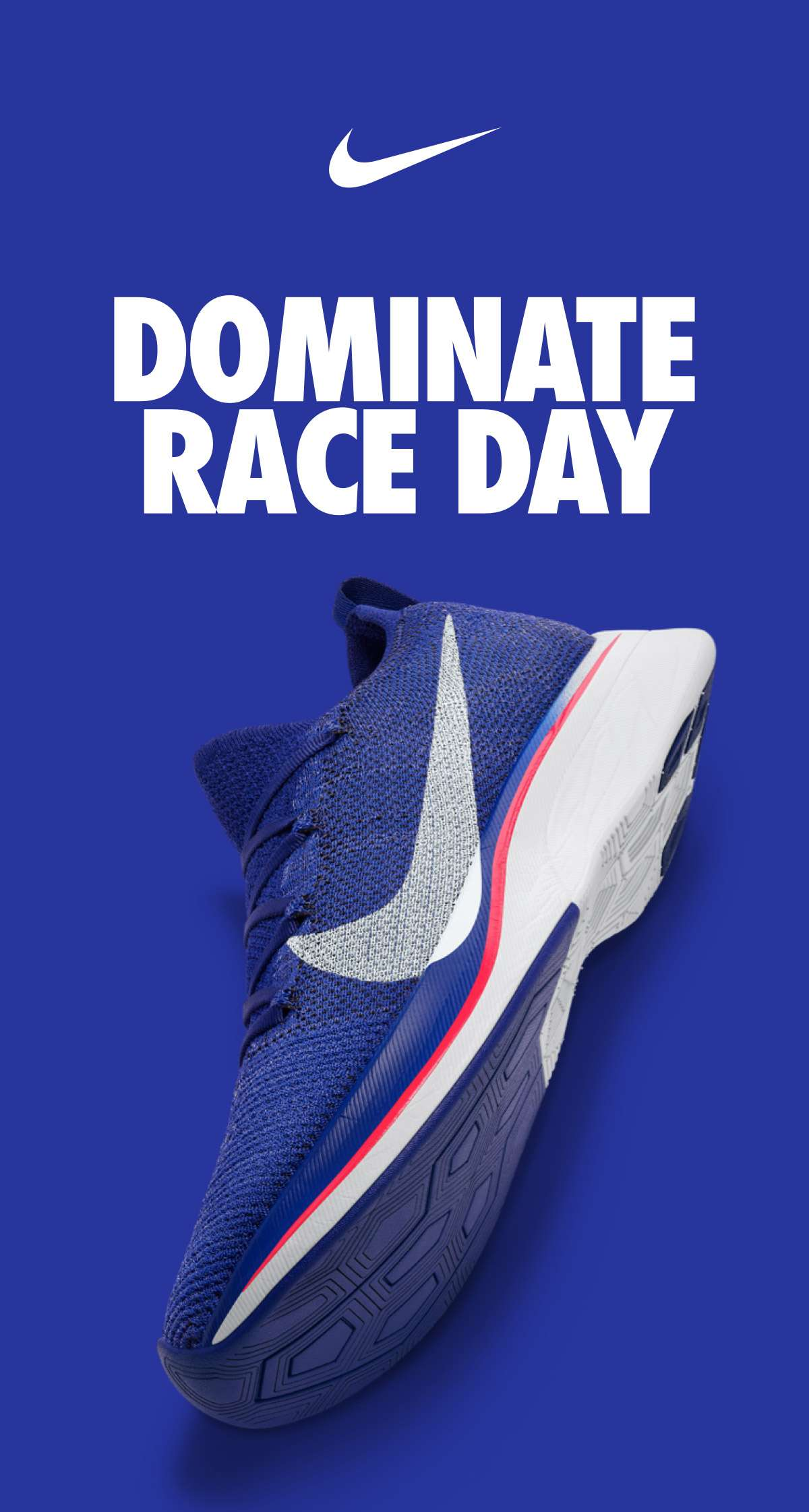 NIKE | DOMINATE RACE DAY