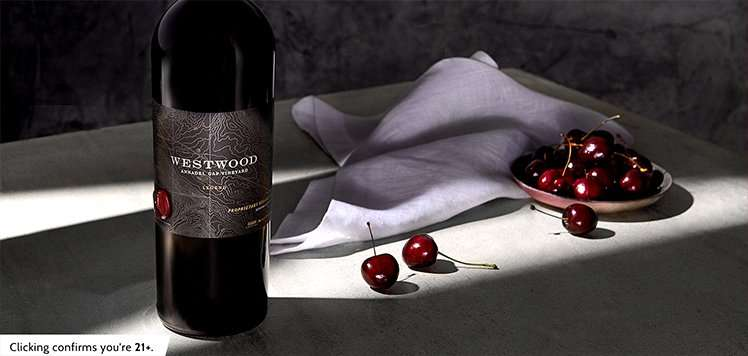 91-Point Proprietary Red From Westwood Estate