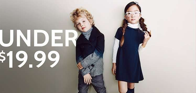 Go-To Looks for Kids