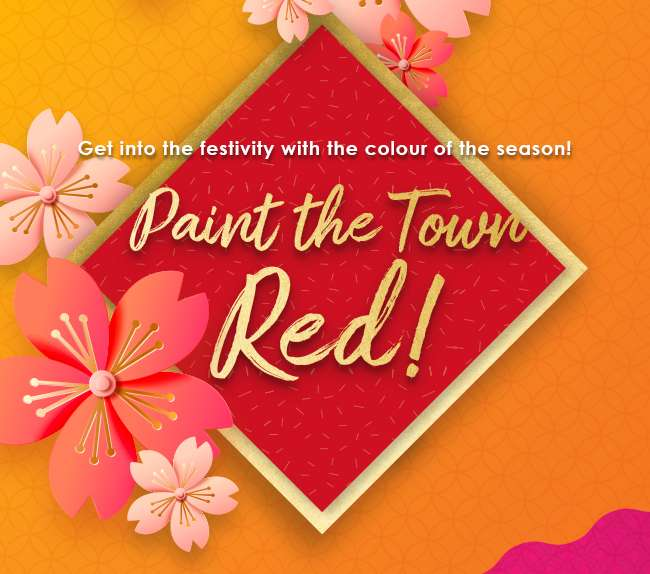 Paint the Town Red!