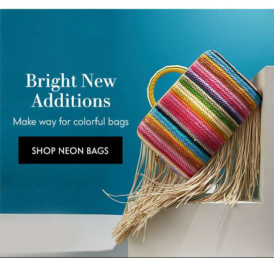 Shop Neon Bags