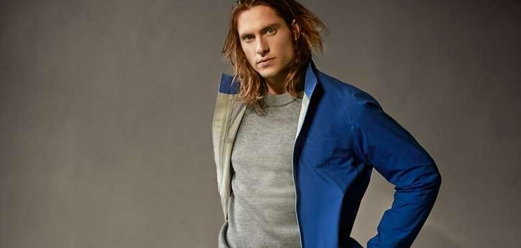 Sleek Streetwear With J.Lindeberg