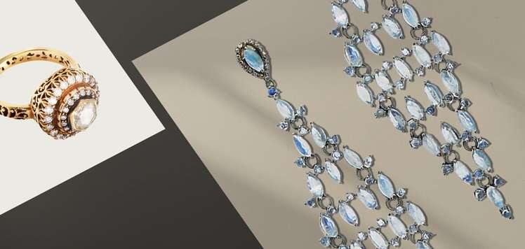 Designer Jewelry With Bavna to Amrapali Jewels