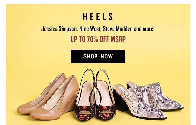 Shop Heels