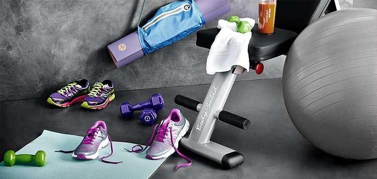 Everlast & More Home-Gym Gear