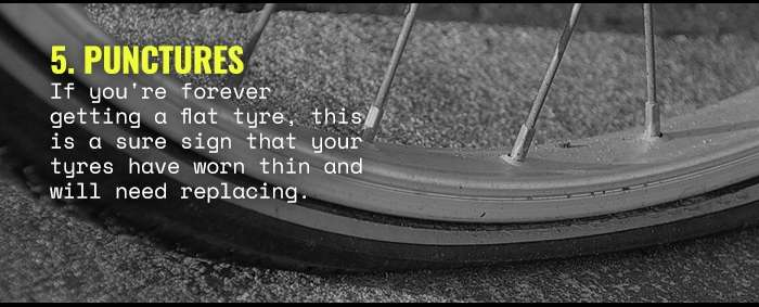 5. Punctures
