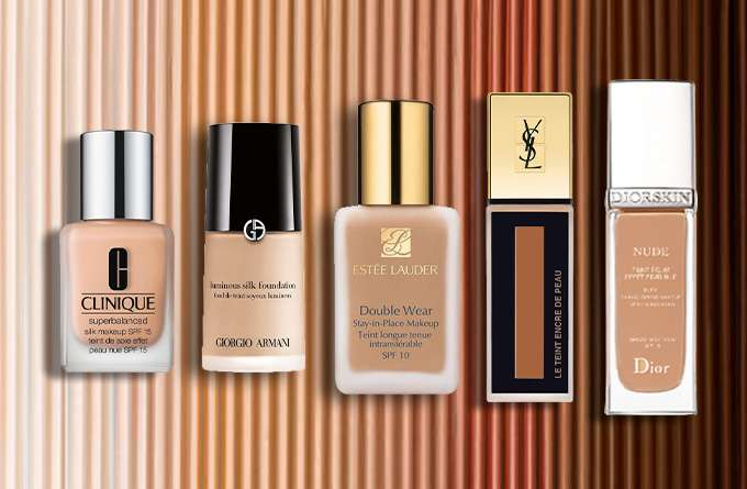 Skin-Perfecting Foundations Up to 89% Off
