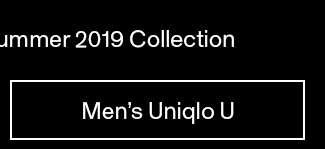 Men's Uniqlo U