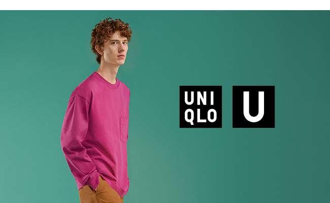 Men's U Crew Neck T-shirt