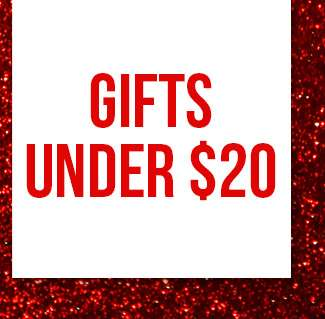 Shop Gifts under $20 sales collection