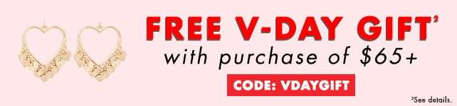 Free Gift over $65