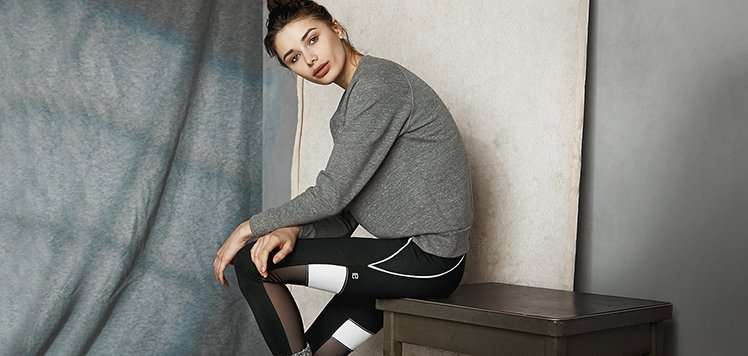 Leggings & Sweatshirts You'll Live In