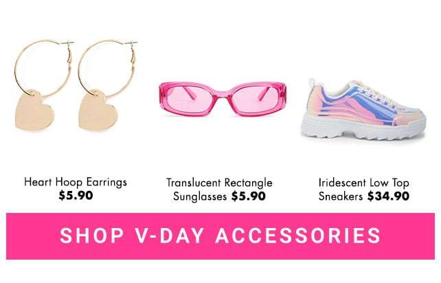 Shop V-Day Accessories