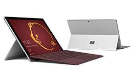 Students save 10% on Surface Pro 6