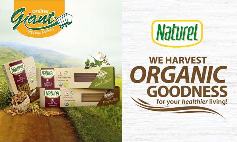 Naturel: WE HARVEST ORGANIC GOODNESS for your healthier living! Shop Now!
