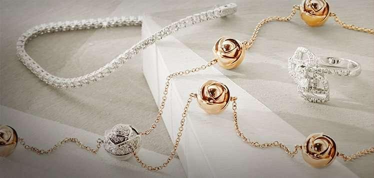 Luxe Diamonds With Van Cleef & Arpels