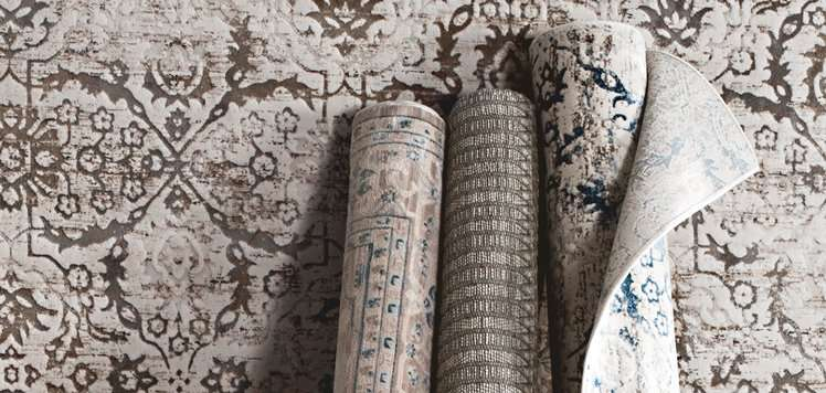 Up to 70% Off Statement Rugs