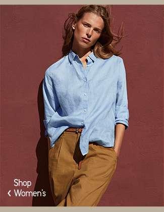 Shop Women's Premium Linen Collection
