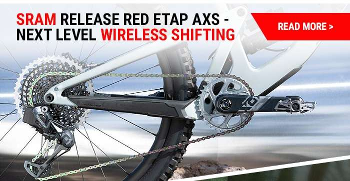 MTB goes wireless with SRAM Eagle AXS