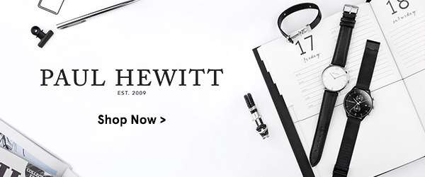 New on ZALORA: Paul Hewitt