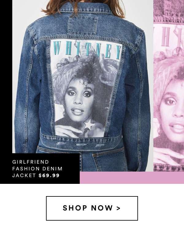 Whitney Denim Jacket | SHOP NOW