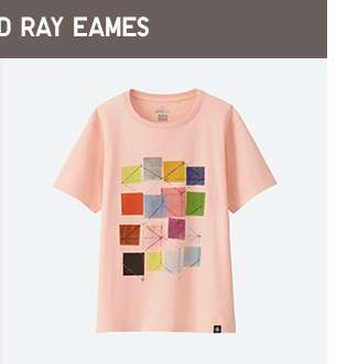 SPRZ NY UT | Shop Charles & Ray Eames Short Sleeve UT at $14.90